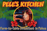 Peles Kitchen Logo